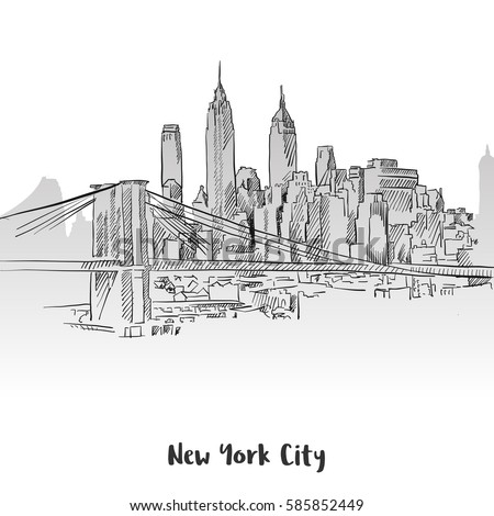 Lot Detail - Donald Trump Signed Drawing of the New York City ...