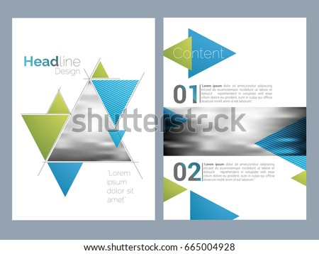 nice brochure templates - nice stock images royalty free images vectors
