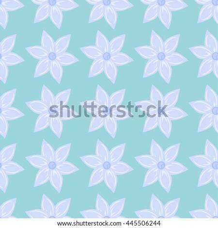 nice decorative seamless - stock vector