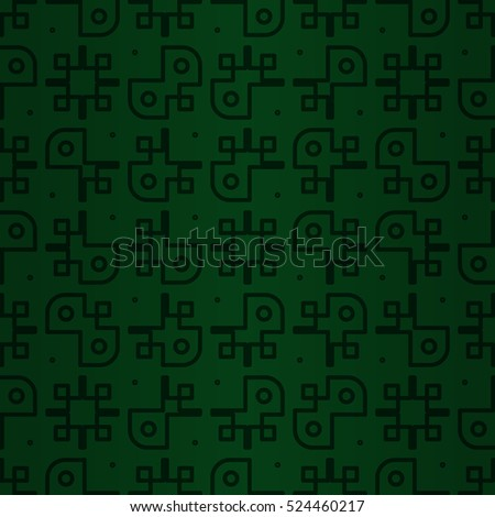 Nice geometrical seamless pattern background in greek style. Vivid, graphic design for fabric, web, ads or other purpose. Plain mosaic repeatable backdrop. Actual texture.