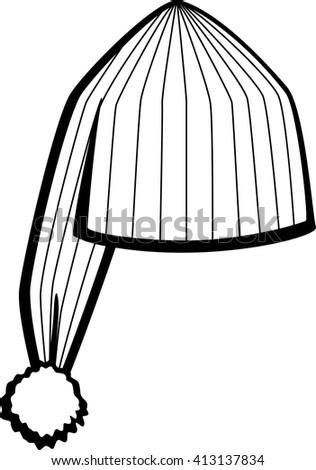 nightcap - stock vector