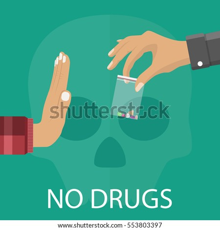 how to stop taking drugs