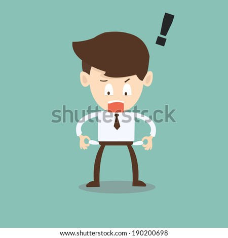 no more money - businessman showing his empty pocket turning his pocket inside out - stock vector