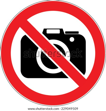 no photo no photography sign vector stock photo photo vector rh shutterstock com photographer vector photography vectors free