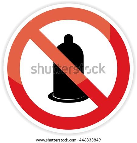 Condom less logo