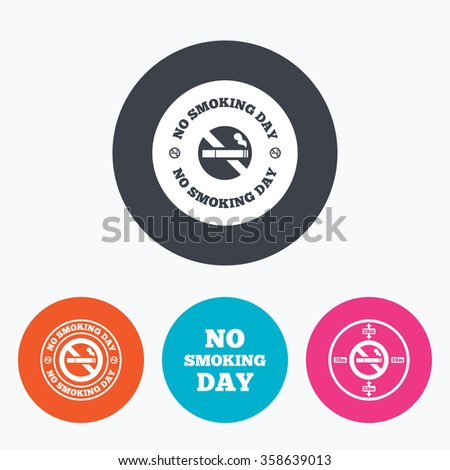 Speech on quit smoking