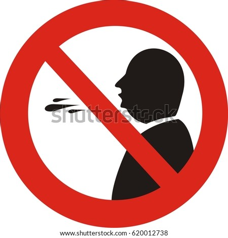 No Spitting Stock Images, Royalty-Free Images & Vectors ...  No