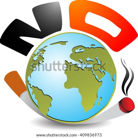 No tobacco of world May 31 icon vector
