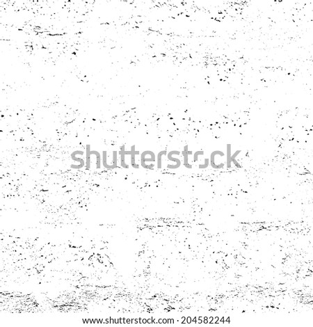 Noise dusty texture for your design - stock vector