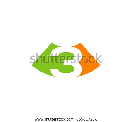 Number logo design number three logo logo 3 stock photo photo number logo designmber three logologo 3 vector template maxwellsz