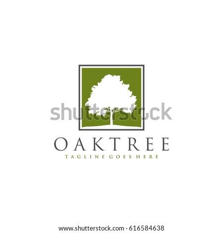 oak tree logos