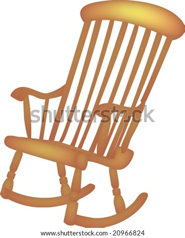 Rocking-chair Stock Photos, Royalty-Free Images & Vectors ...