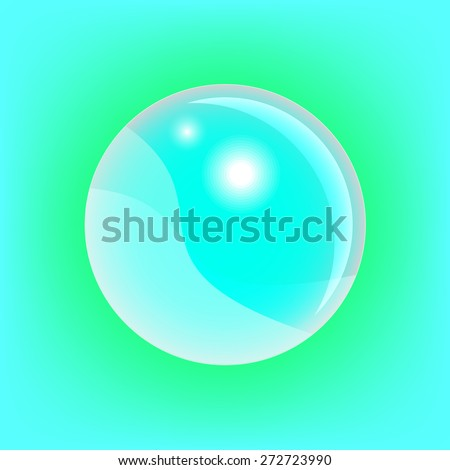 Object of Nanotechnology concept, vector illustration - stock vector