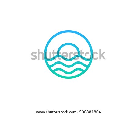 Wave Logo Stock Images Royalty Free Images Amp Vectors
