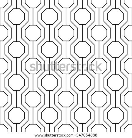 abstract geometric octagon shape - photo #39