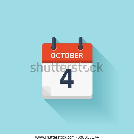 October Calendar 2017 Monday To Sunday