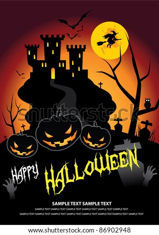 October 31 Halloween is a holiday of the year has to dress as a ghost, the carved lantern Jack - o '- bonfires, telling scary stories and watching horror movies.