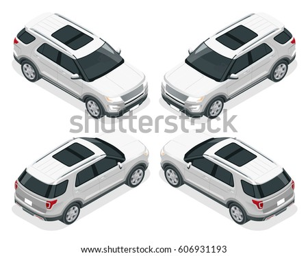 isometric car stock images royalty  images vectors shutterstock