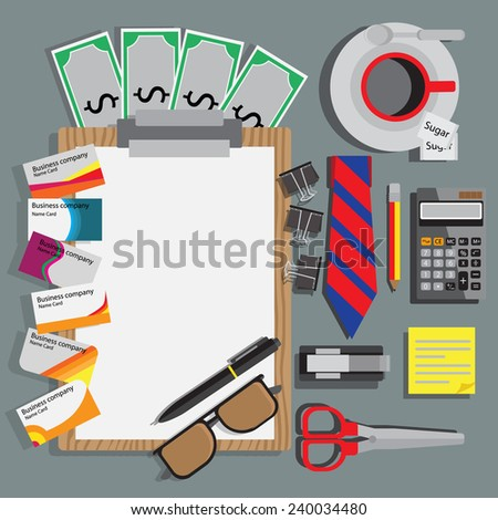 Vector hand drawn school book cover stock vector 511578736 for Office design tool