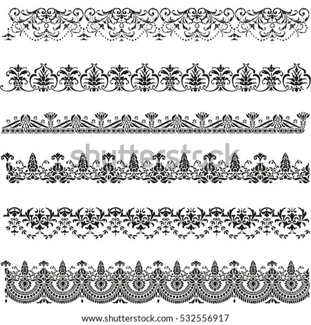 Neoclassical elements stock images royalty free images for Classic border design