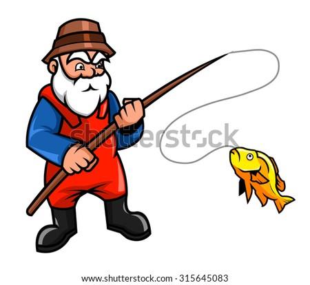 автор старый рыбак