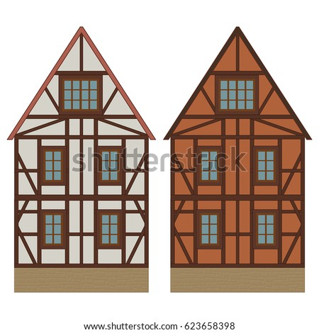 German House Stock Images Royalty Free Images Vectors Shutterstock