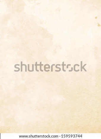 Old messy paper texture. Vector eps10. - stock vector
