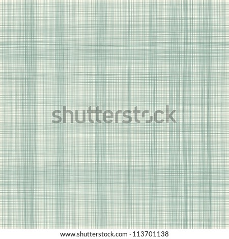 old seamless fabric texture pattern - stock vector