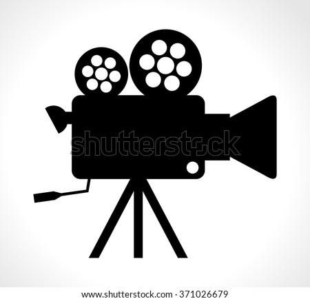 RoyaltyFree RF Film Reel Clipart Illustrations Vector