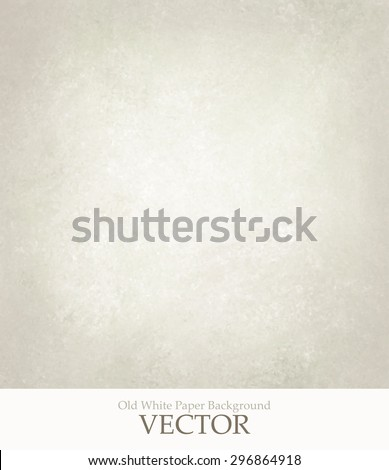 old vintage paper vector background - stock vector