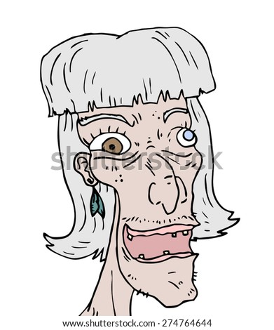 Ugly Woman Stock Photos, Images, & Pictures | Shutterstock