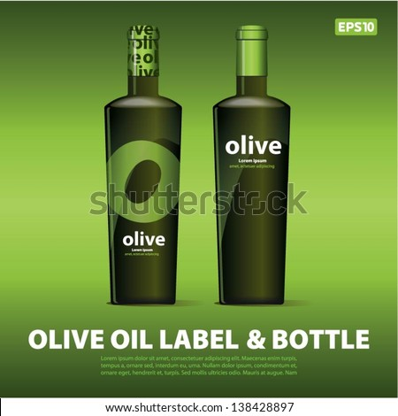 Olive Oil Label Stock Images Royalty Free Images