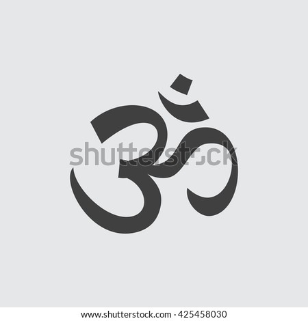 Om sign Icon, Om sign Icon Eps10, Om sign Icon Vector, Om sign Icon Eps, Om sign Icon Jpg, Om sign Icon Picture, Om sign Icon Flat, Om sign Icon App, Om sign Icon Web, Om sign Icon Art, Om sign Icon - stock vector