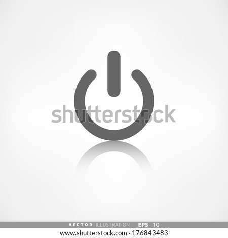 Onoff Switch Icon Power Symbol Stock Photo Photo Vector