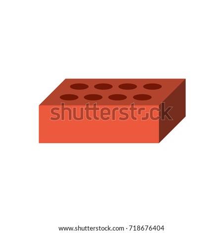One Brick Clip Art