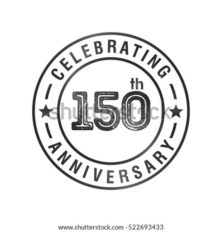 150th Anniversary Stock Images Royalty Free Images