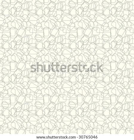 one pattern in abstract style