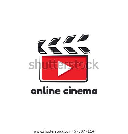 Clapper Board Icon Sto... Cinema One Logo