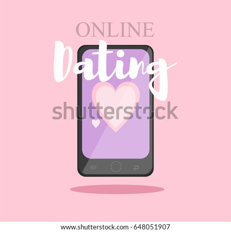 Online mobile dating chat