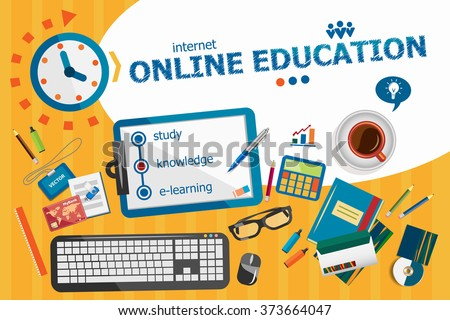 Online Education Stock Images, Royalty-Free Images & Vectors ...