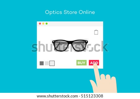 online glasses store  Spectacles Eyeglasses Stock Images, Royalty-Free Images \u0026 Vectors ...