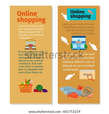 Grocery Store Items Stock Vectors, Images & Vector Art | Shutterstock