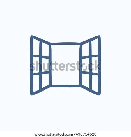 Outline Window Stock fotos, billeder til fri afbenyttelse og ...