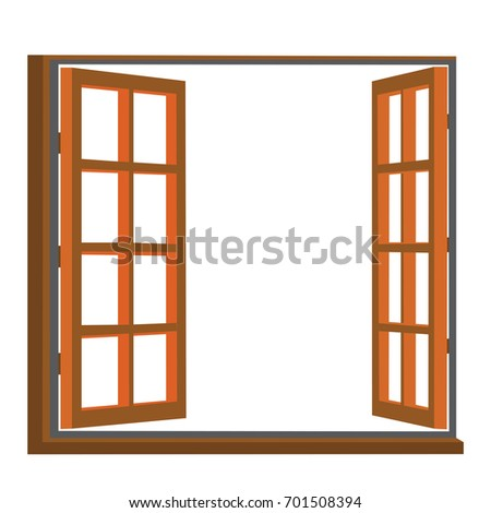 opening windows for house or for opening to see another world