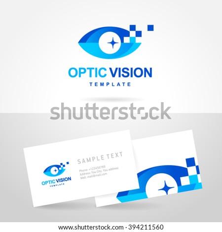 Optical Logo Design Service