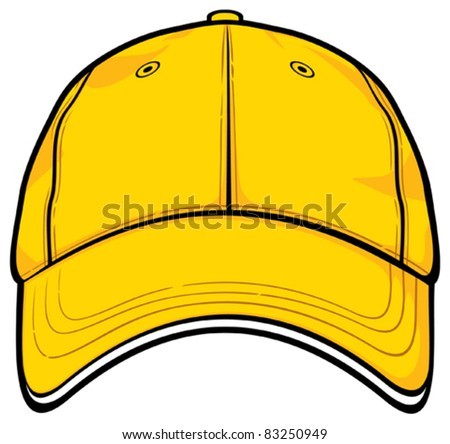 Yellow Baseball Cap Stock Photos Images amp Pictures