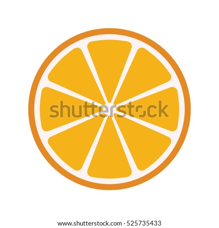 Orange Fruit Vector Orange Fruit Lo...