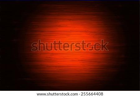 orange grunge retro vintage texture, old background. wall. - stock vector