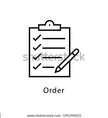 Order Form Stock Images, Royalty-Free Images & Vectors ...