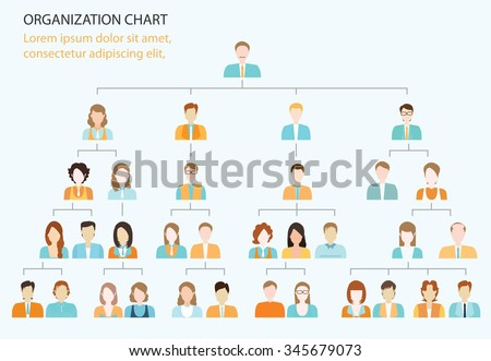Organizational Chart Stock Images RoyaltyFree Images  Vectors